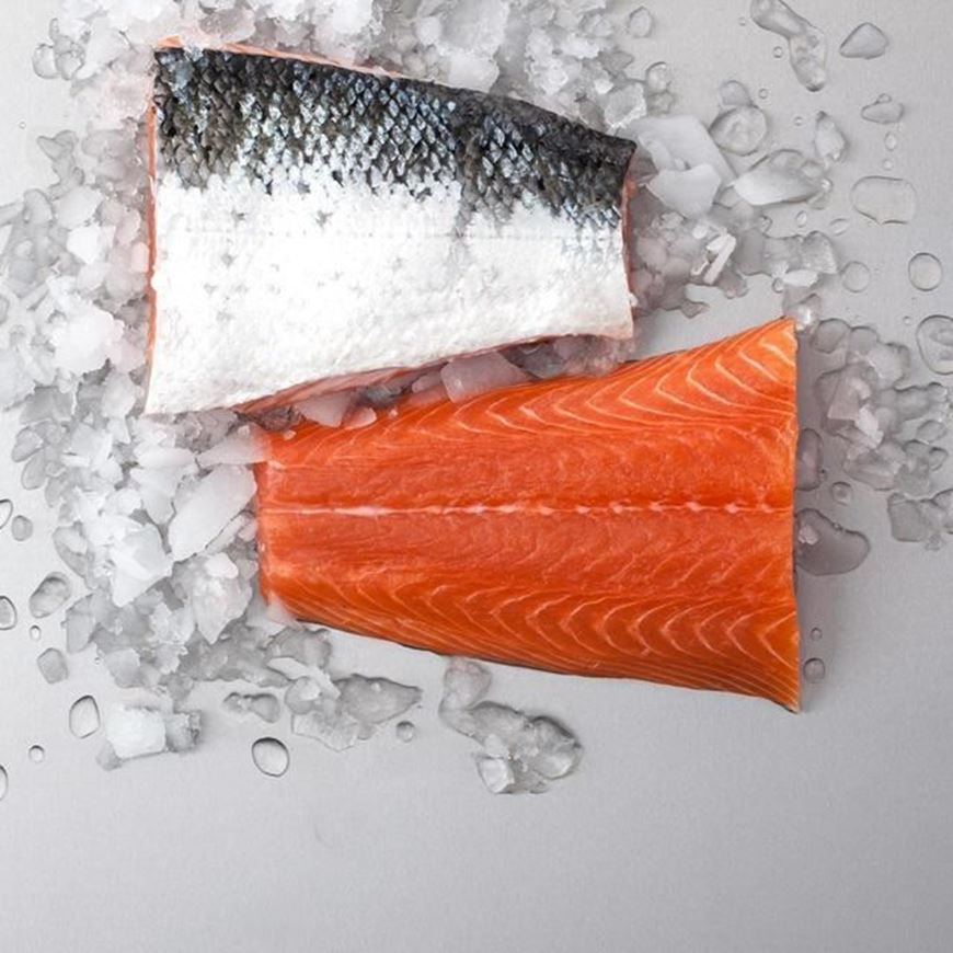 Picture of Salmon Norwegian tail
