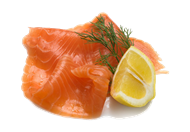 Picture of Scotish Smoked Salmon Fillet