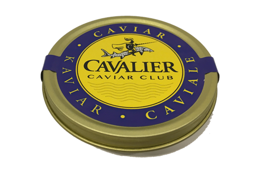 Picture of White Sturgeon Caviar 100gr