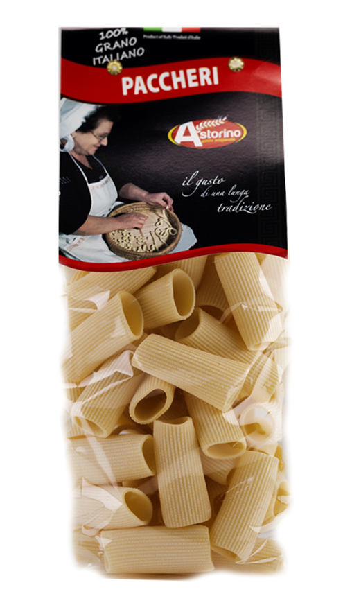 Picture of Paccheri 0.5 kg.