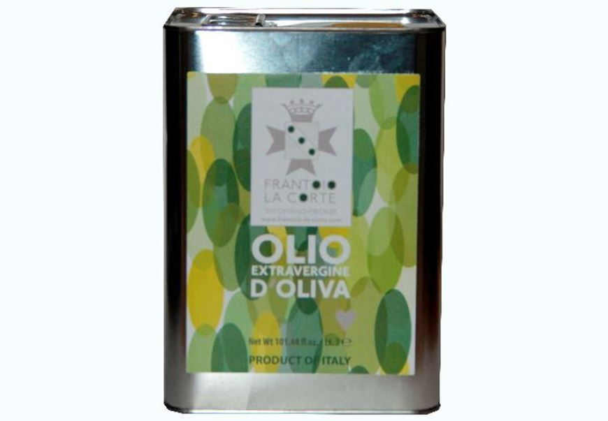 Picture of Frantoio La corte - Extra Virgin olive oil 3L