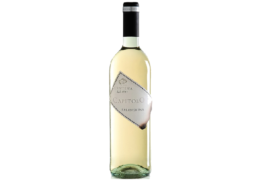 Picture of Capitolo Daunia Falanghina 0.750 ml