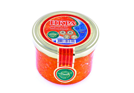 Picture of Salmon Red Caviar 200 gr