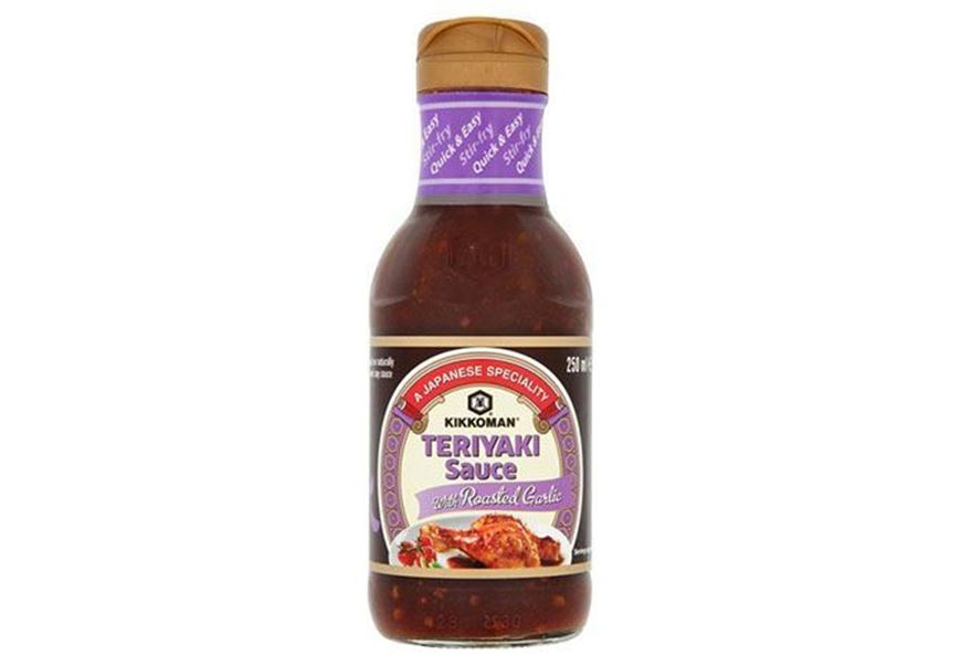 Picture of Teriyaki Sauce  With Roasted Garlic 250 ml