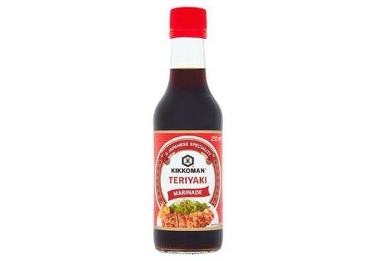 Picture of Teriyaki Marinade Sauce 250 ml