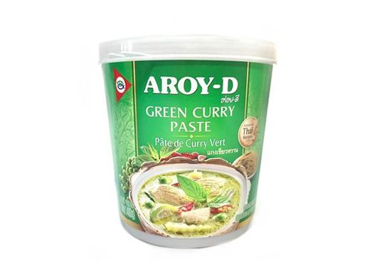 Picture of Green Curry Paste 400 gr