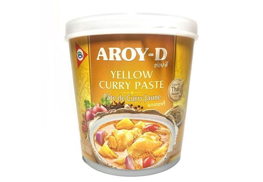 Picture of Yellow Curry Paste 400 gr