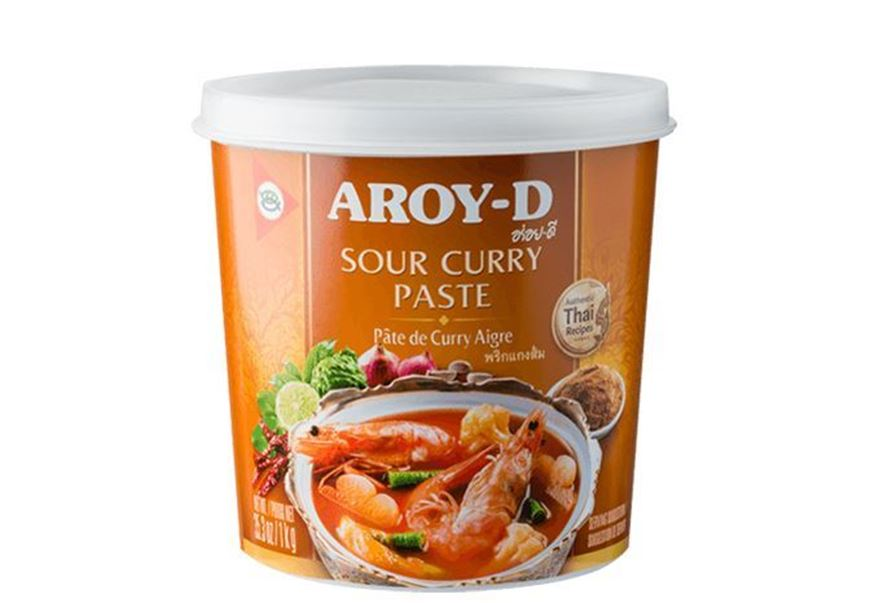 Picture of Sour Curry Paste 400 gr
