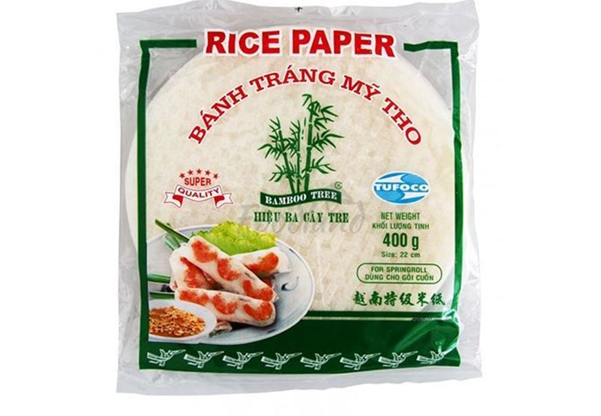 Picture of Rice Paper Round 400 g
