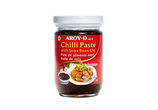 Picture of Chilli Paste With Soya Bean Oil 520 g