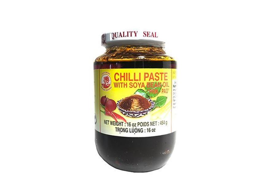 Picture of Chilli Paste With Soya Bean Oil 454 g