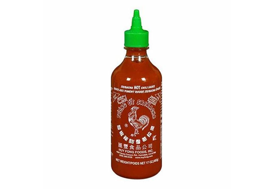 Picture of Sriracha Hot Chili Sauce 740 ml
