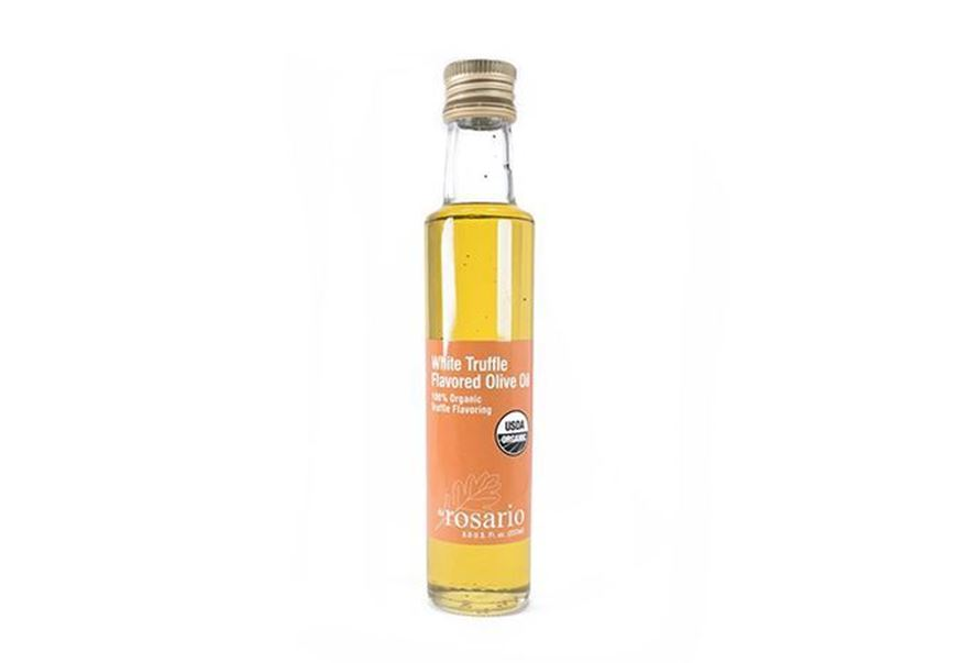 Picture of White Truffle Flavored Olive oil 237 ml