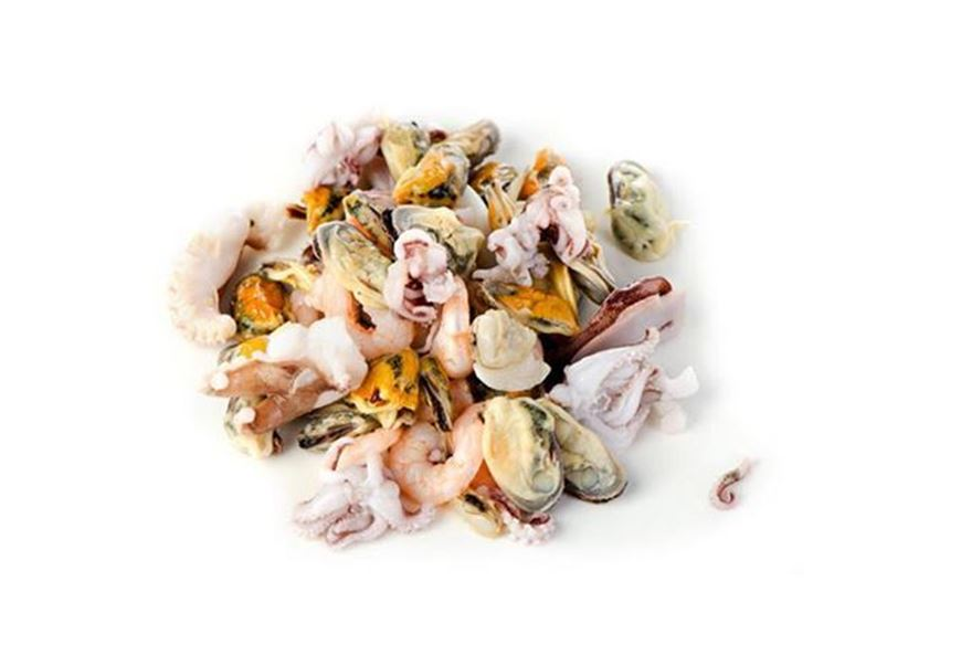 Picture of Frozen Seafood Mix